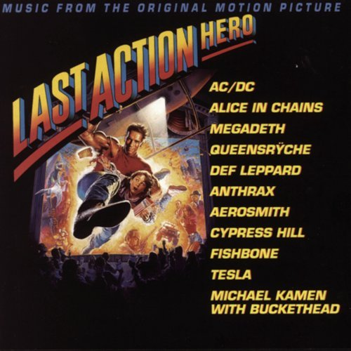 Capa Album Last Action Hero