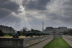 Sunlight on Invalides (jssutt) Tags: paris france submitted getty dri lesinvalides gettyimages musedelarme 7tharrondissement napoleonbonaparte digitalblending jssutt musedhistoirecontemporaine jeffsuttlemyre