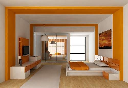 remodeleze bedroom interior design idea - Modern Bedroom Interior Design