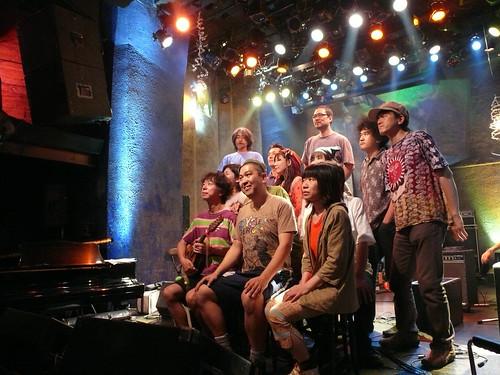 2009-06-02 吉祥寺 STAR PINE'S CAFE