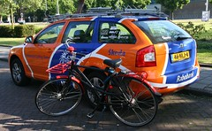 Rabobank Cycling Team by drooderfiets