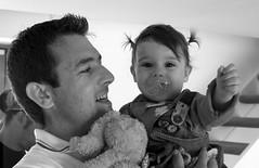 Hi-ya (Mark Carmody) Tags: family ireland dublin me mark niece goddaughter padrino elia carmo canonef50mmf14usm canoneos1dsmarkiii carmopolice