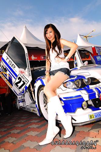 Autocity Carnival Babes #1