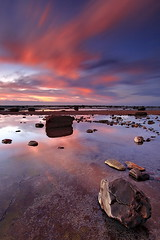 Long Reef Streak (Tim Donnelly (TimboDon)) Tags: longexposure seascape sunrise australia nsw longreef cokin