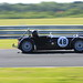 Stephen Garrett / James Baxter. Lotus 7 SI at Oulton Park 09