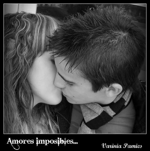 imagenes de amor imposible. Muchas veces el amor imposible