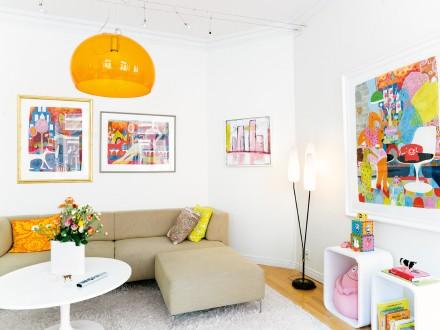 decoracion hogar con niños