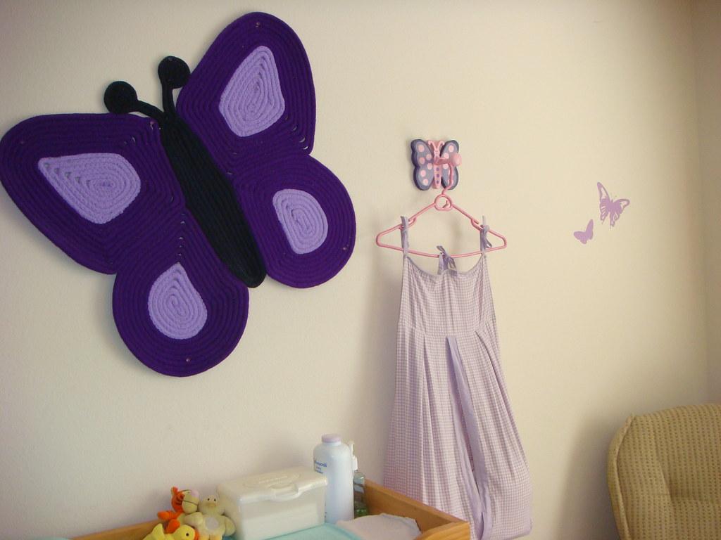Butterflies Wall Slicks 2 of 4