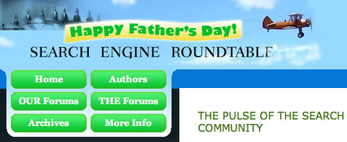 Father's Day '09 Theme at SERoundtable.com