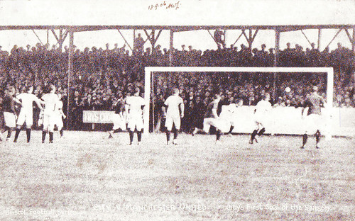 Bristol City V United, September 1, 1906