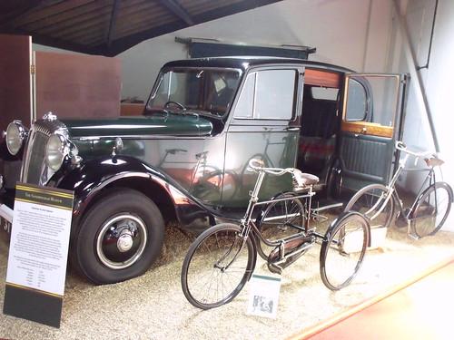 Sandringham Museum Cars Sandringham Museum Daimler 4