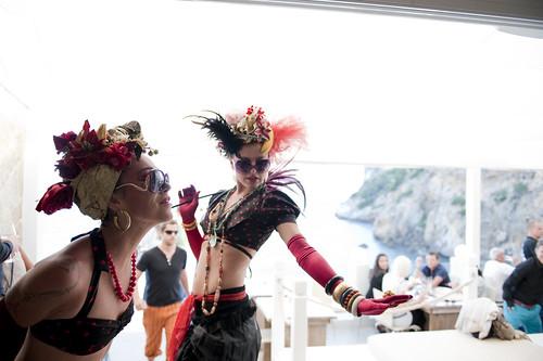 Amante Beach Restaurant - Opening event 16/05/10