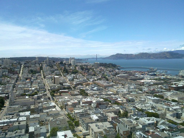View from Coit Tower 2