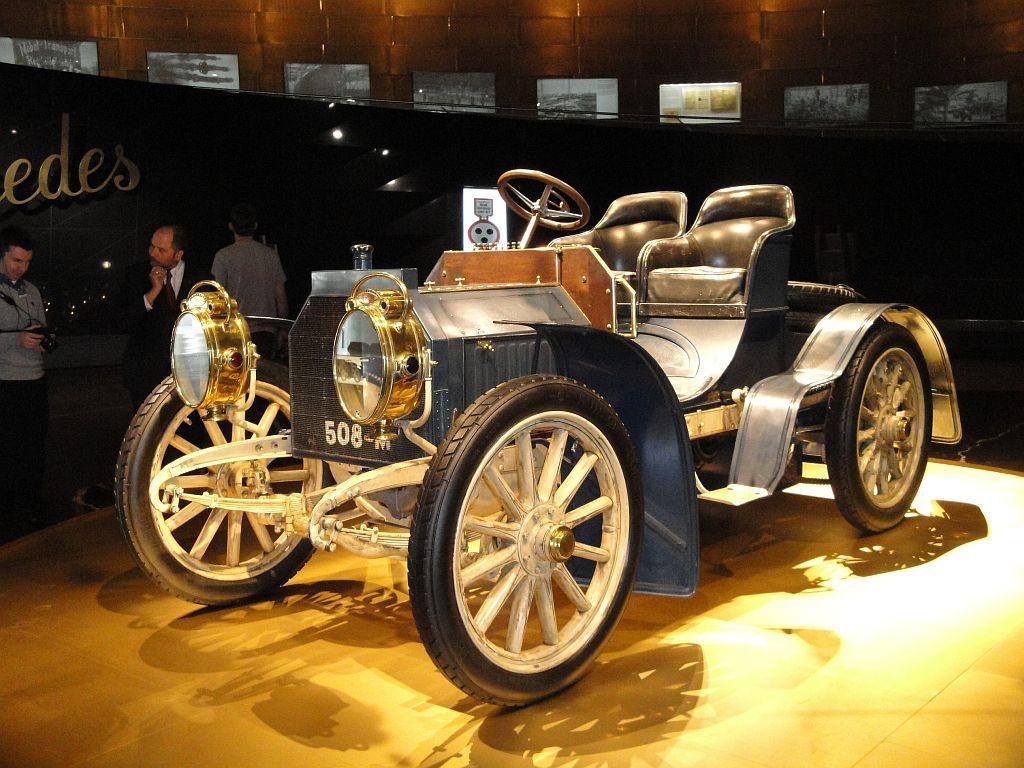 1902 Mercedes-Simplex 40PS