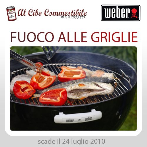 "Il contest di ""Al cibo commestibile"""