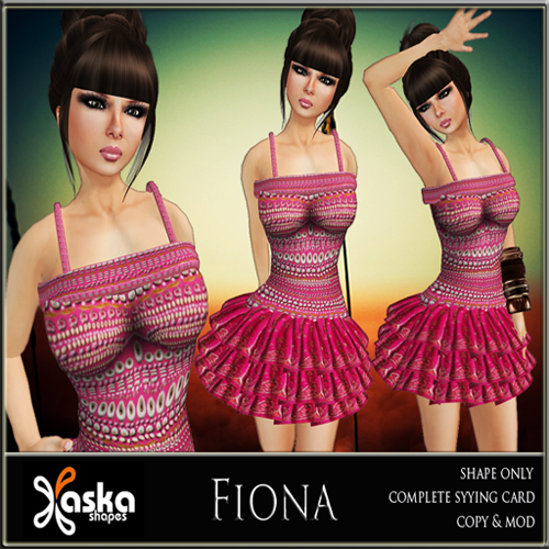 ASKA Shapes - Fiona