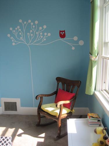Nursing corner