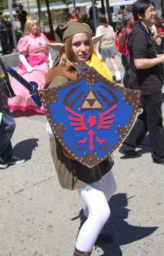 FanimeCon 2010: Link Shield