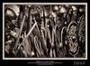 Battle at Corfe Castle (thpeter) Tags: uk greatbritain england history europe unitedkingdom battle medieval dorset vikings viking nationaltrust middleages gmt corfecastle gbr dst jurassiccoast 2011 saxons reenactement thomaspeter thpeter caentherrad