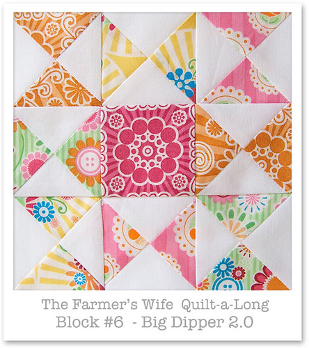 Farmer's Wife Quilt-a-Long - Block 6
