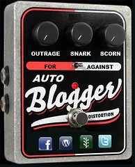 Auto-Blogger Floor Pedal (Mike Licht, NotionsCapital.com) Tags: music wordpress humor blogs rockmusic bloggers blogging automation pedal rockandroll facebook electricguitar stompbox electricbass effectspedal electroharmonix socialbookmarking twitter mikelicht notionscapitalcom