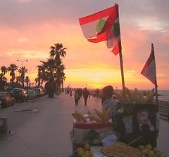 West Beirut strolling