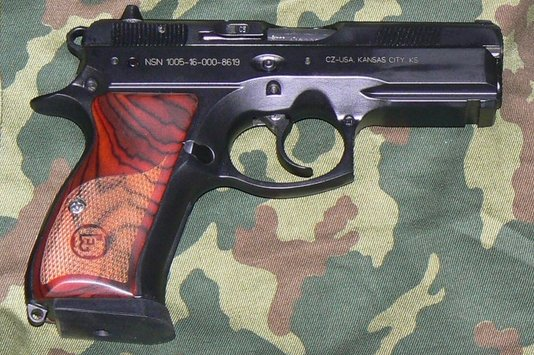 Grips for CZ75 - The Firing Line Forums