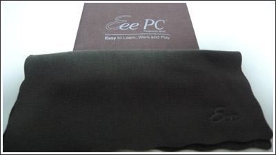 EeePC S101付属クロス