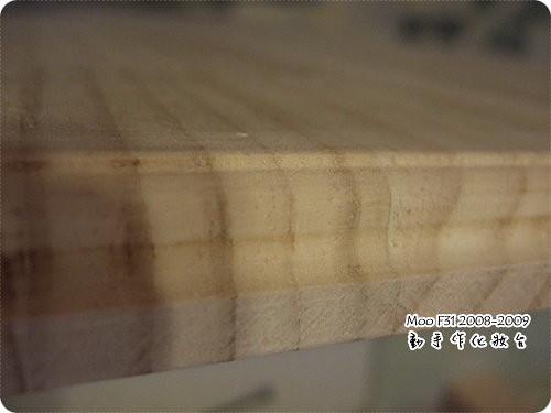 手作木工化妝台-16