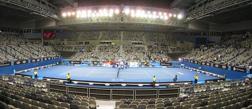 Hisense Arena Panorama