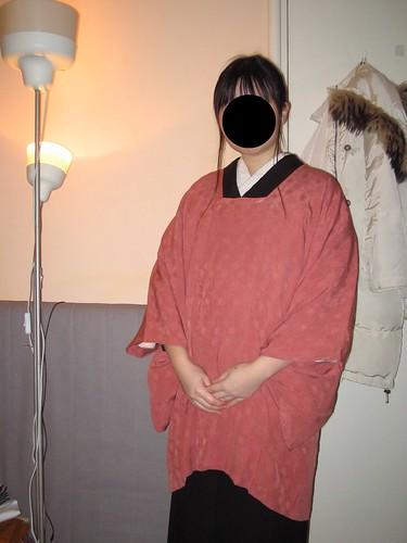 Mofuku Remake set + Pink Michiyuki