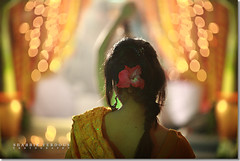 The Yellow Ceremony (Shabbir Ferdous) Tags: wedding portrait photographer bokeh celebration dhaka bangladesh bangladeshi canoneos5d ef70200mmf28lisusm shabbirferdous wwwshabbirferdouscom shabbirferdouscom
