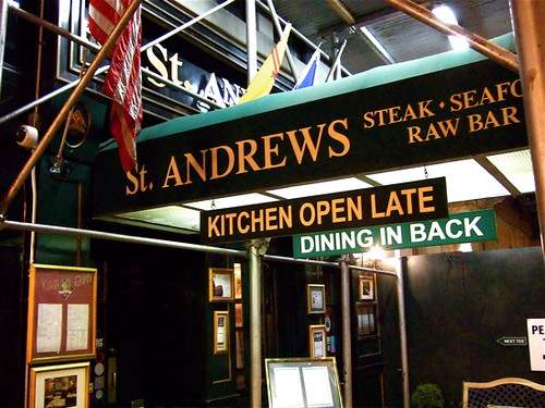 Midtown Happy Hour: St. Andrews