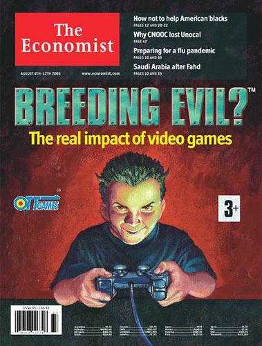 The Economist - 6 - 12 August 2005