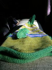 Fishie (beatrice22) Tags: fish knitty malabrigo