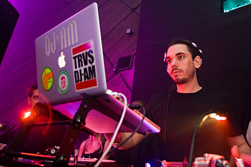 DJ AM at Passions Hard Rock