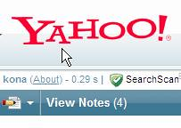 yahoo notes