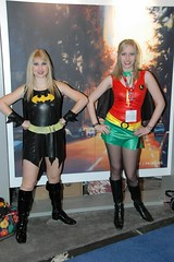 Batgirl and Robin (edwick) Tags: new york robin comic cosplay batman batgirl con nycc newyorkcomiccon girlrobin whowasthatmaskedstranger
