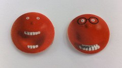 edible comic relief red nose day noses [Photo by osde8info] (CC BY-SA 3.0)