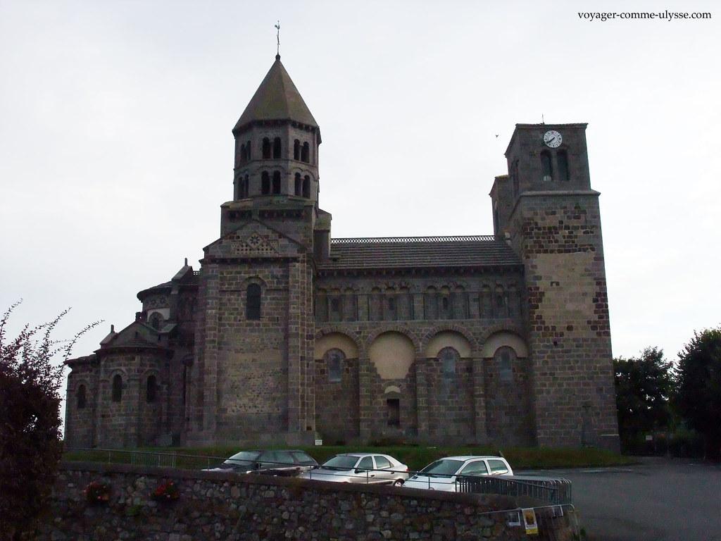 Eglise de Saint-Nectaire, Notre-Dame-du-Mont-Cornadore