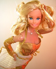 BACK TO THE 80'S - GOLDEN DREAM BARBIE (rod_collection_2) Tags:
