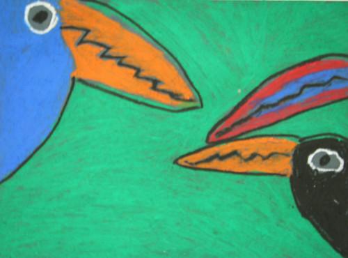 Jalon's toucans