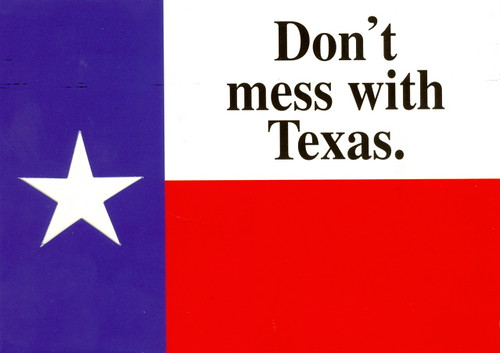 texas flag star. this is the Texas flag (not with the writing) and the star is actually cut