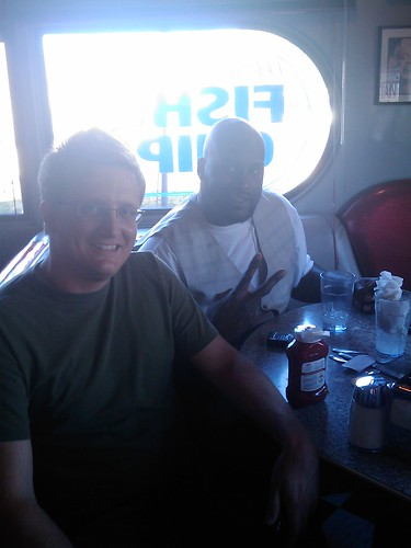 Sean and Shaq