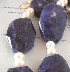 rich dark blue sodalite