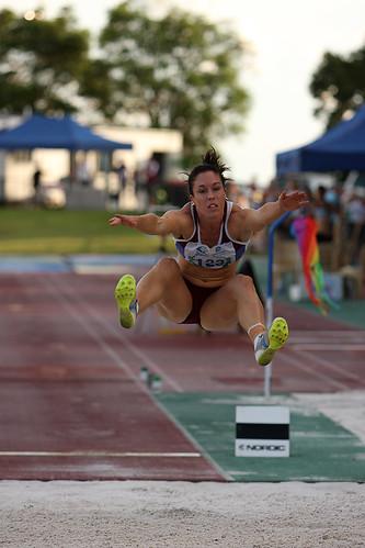 Long Jump 2 - Jacinta Boyd