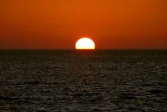~~~ Sunset ~~~~~~~~~~~~~ (chughsjs61) Tags: sunset sea sun india western maharashtra mumbai seawater chugh lumixfz50