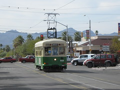 Arizona Old Pueblo Trolley Tucson