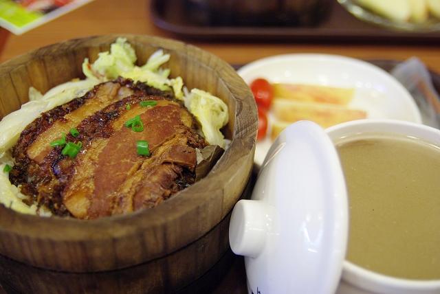 [大陸]湘院子的木桶飯