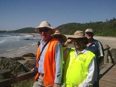 At Shelley Beach (GreenGymPMQ) Tags: portmacquarie greengym conservationvolunteersaustralia